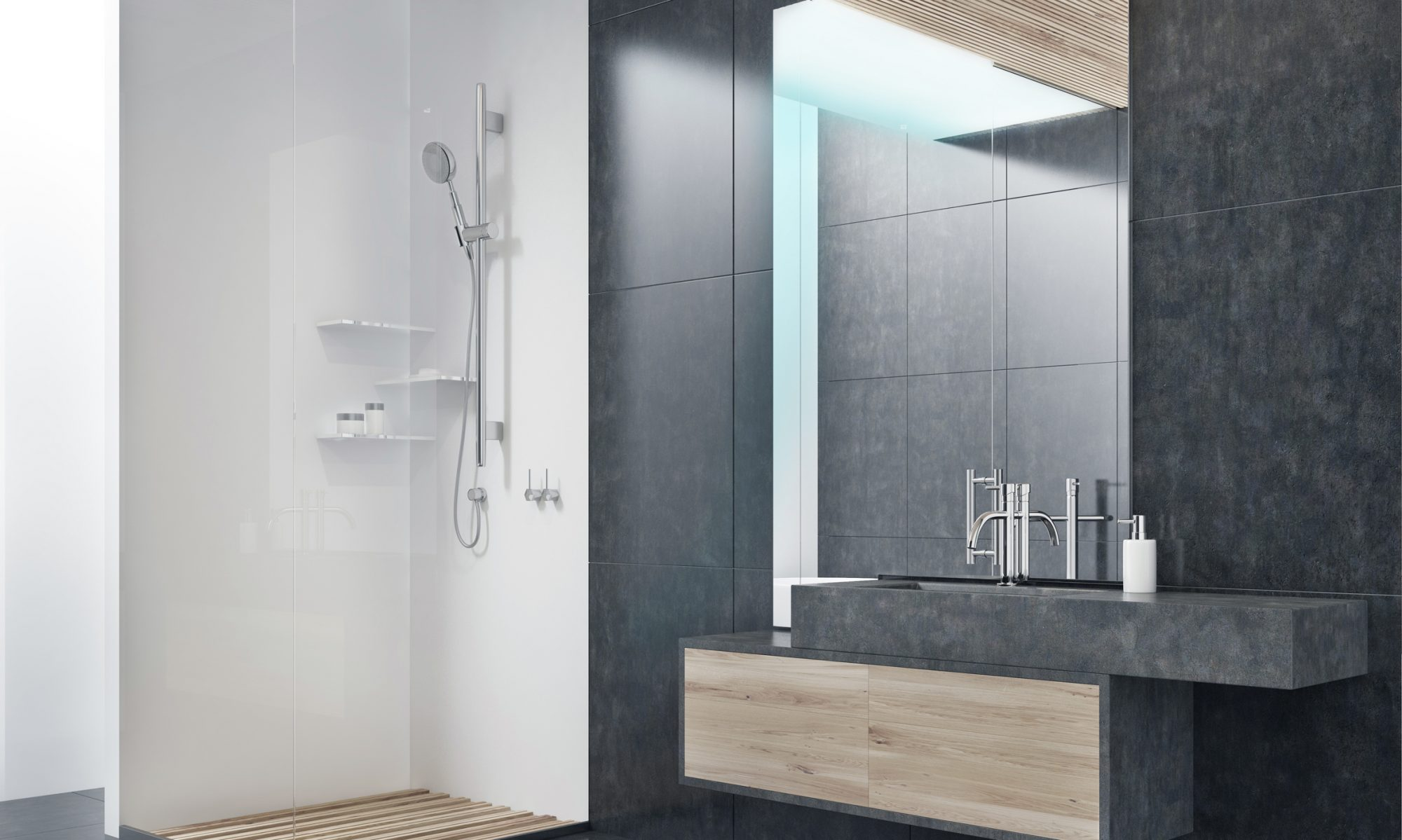 YOUR BATHROOM DESERVES A 5-STAR RENOVATION