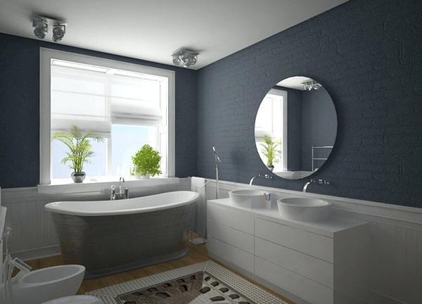 Modern Bathroom Colors 2018 Image Of